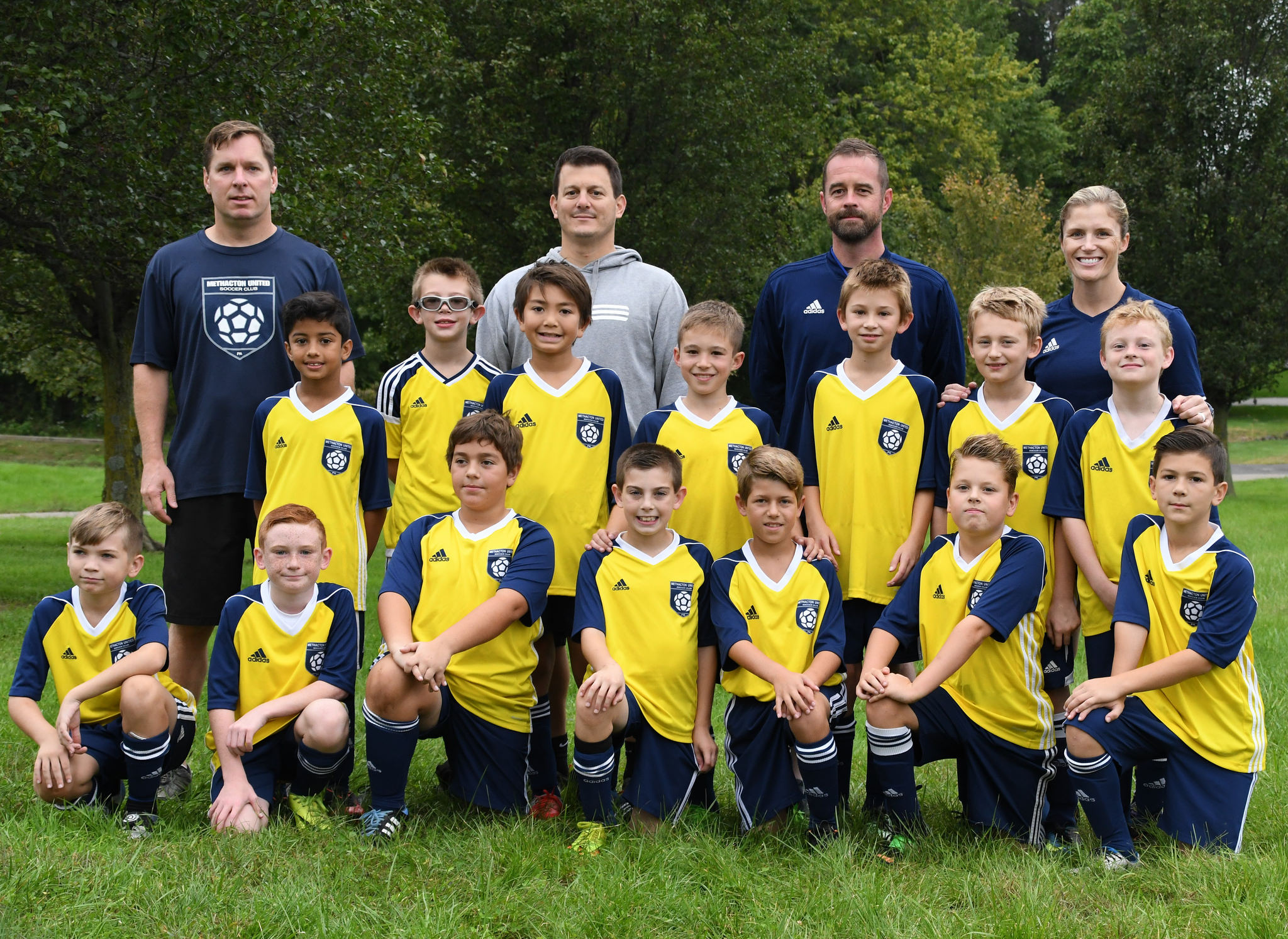 Methacton United Boys 2008 Flash
